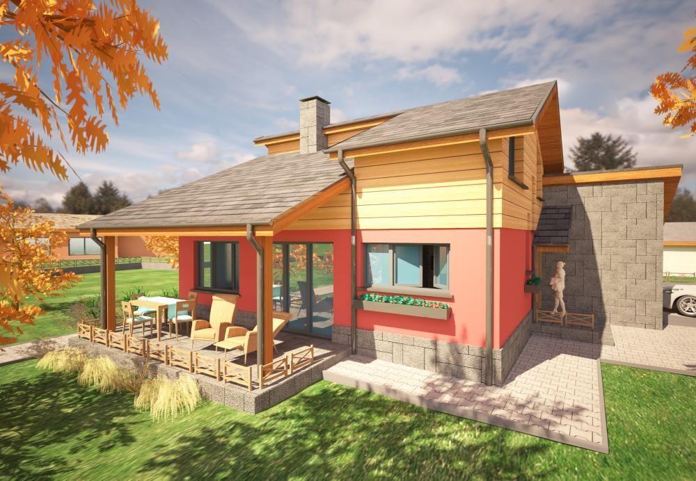 Проект за къща на цени от 2300лв. за всички части. гр. София - image 3