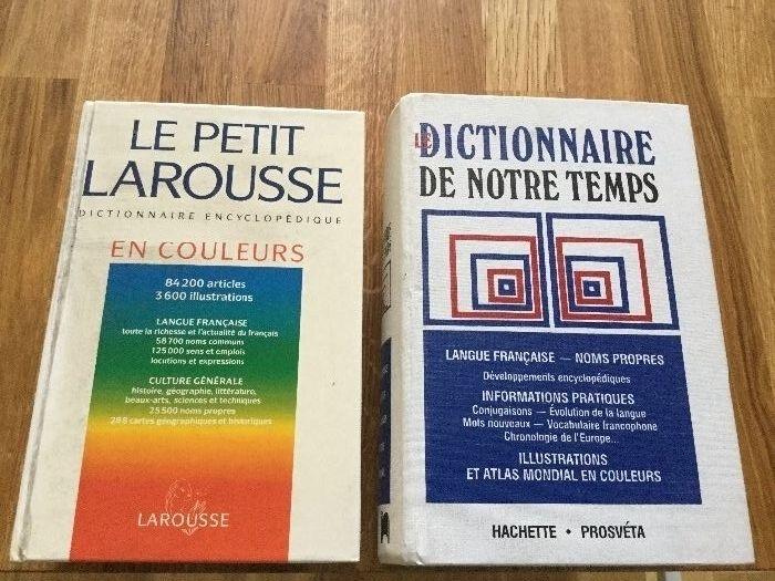 Френски речници