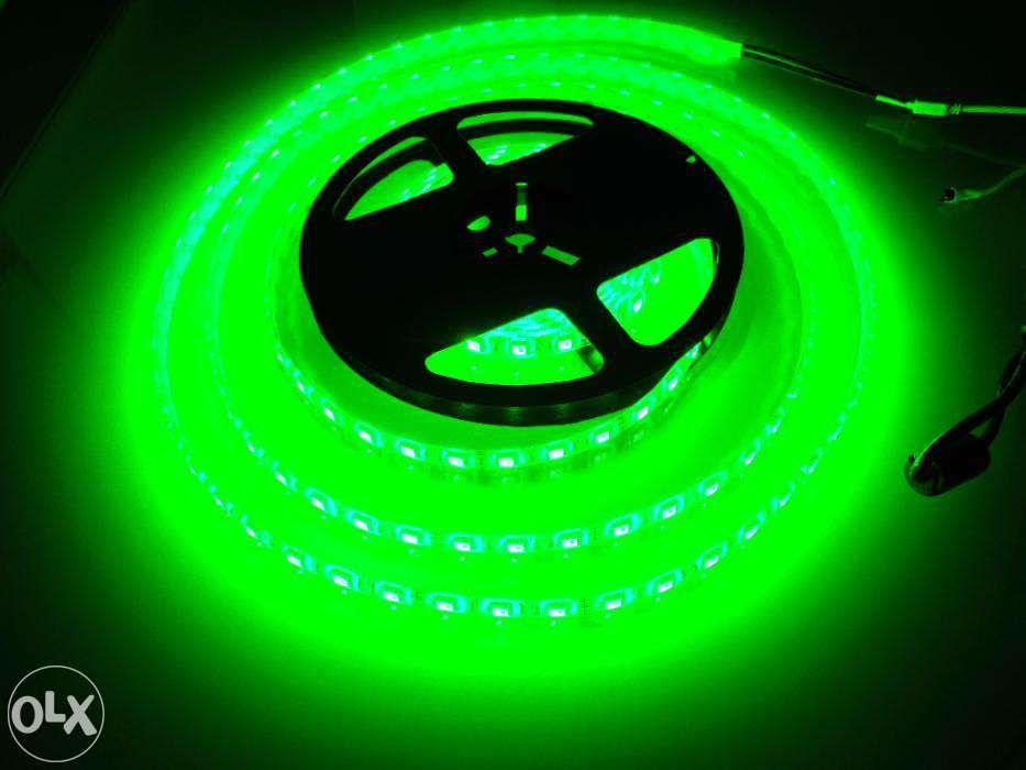 SET Banda RGB5050-300 LED + Sursa +Controller 44taste