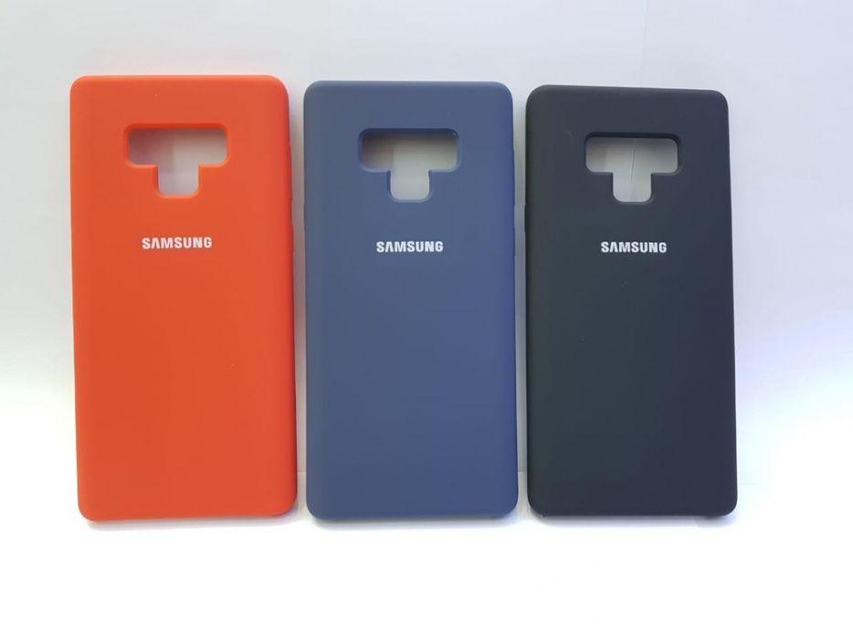 Capas de silicone para Samsung s9 ,s9+ ,note8,note9