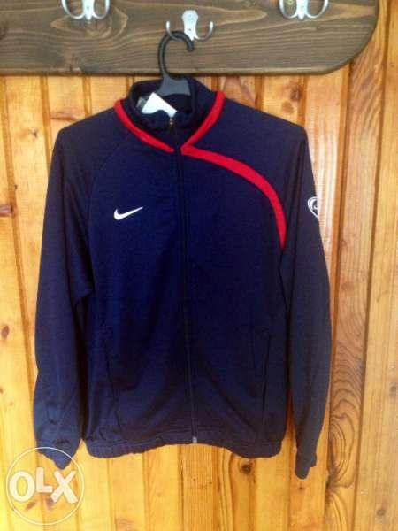 Детска-Юношеска горница Найк, Nike junior zipped jacket