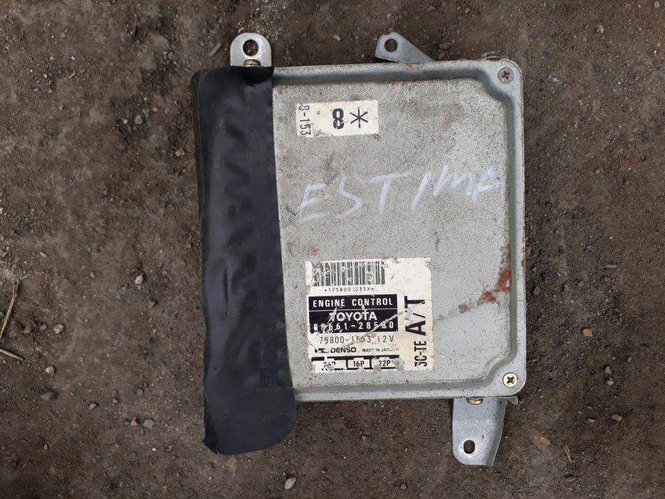 Блоки управления двигателем и многое другое тойота Эстима 2.2 98 год