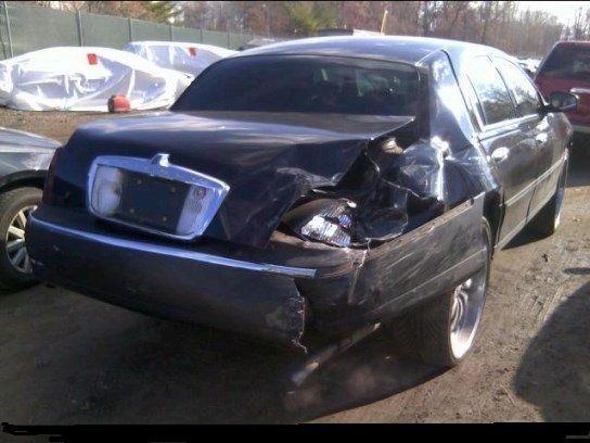 Lincoln Town Car 2002г 4,6 на разбор