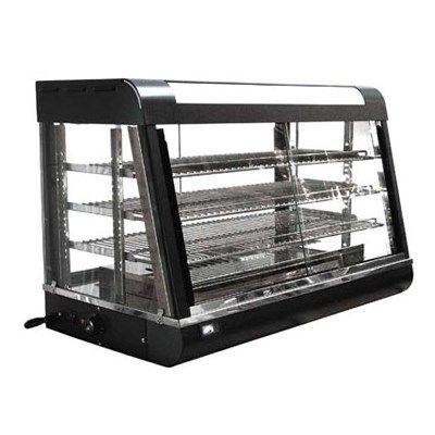 Well Maxi Топла витрина на 3 нива 90 см