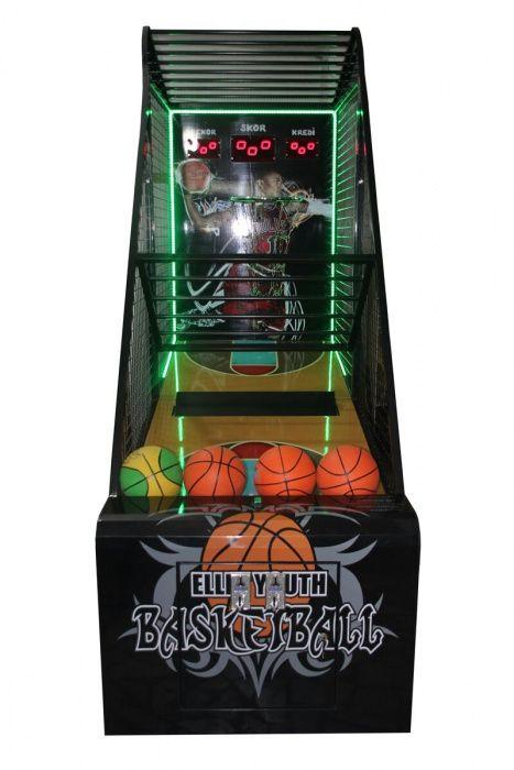 Maquina de basketball