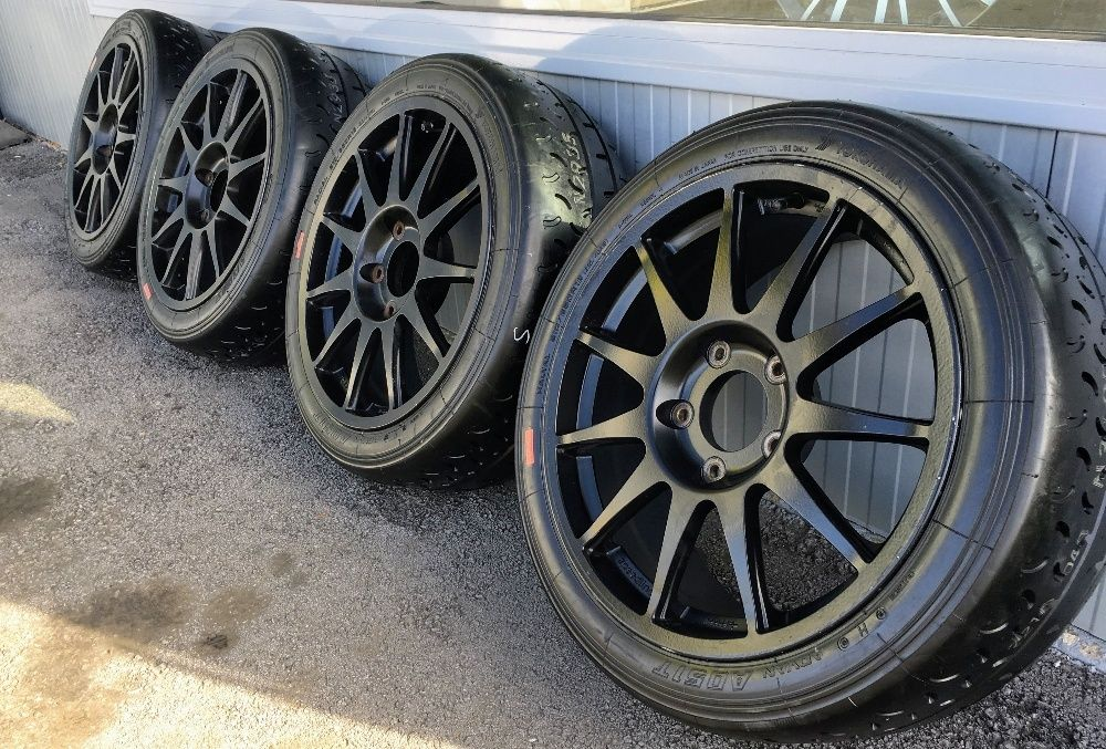 "18"" Speedline Corsa Тype 2120 + гуми YOKOHAMA 210/650R18 гр. София - image 2"