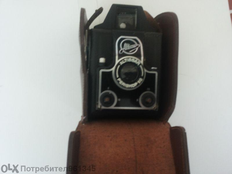 Стар руски фотоапарат