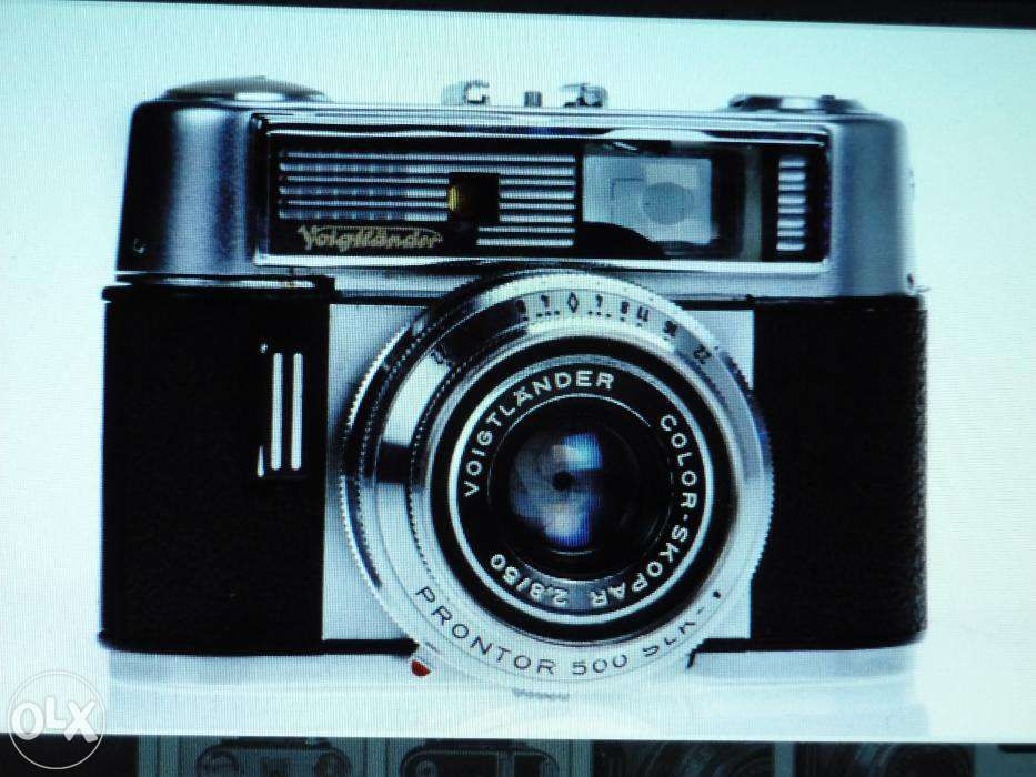 colectie aparate foto Buzau - imagine 7