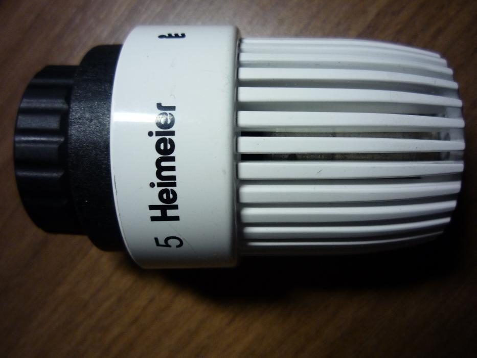 robinet tur HEIMEIER + cap termostat 1/2 set