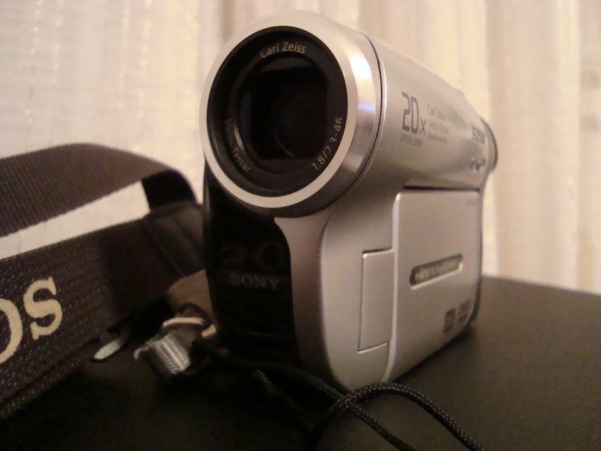 Camera video SONY DCR 92 E (~pret750 lei~) 500 lei