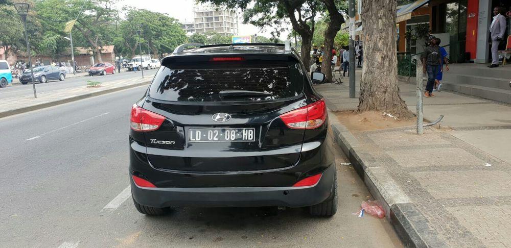 Hyundai tucson com 7 mil km