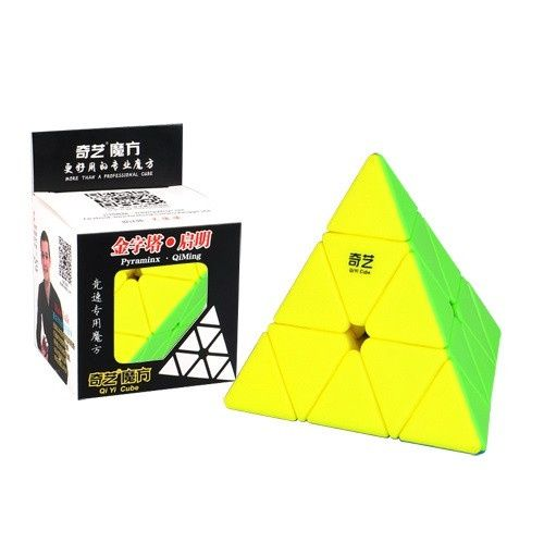 Пираминкс MoFangGe, QiMing S Pyraminx пирамида рубика кубики игрушки