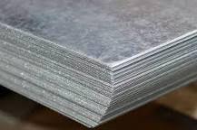Tabla zincata lisa 2,5x1000x2000