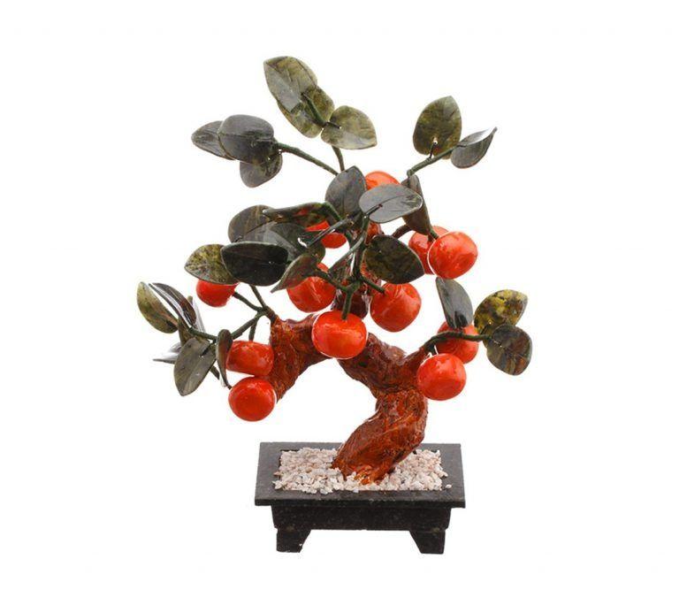 Copac Feng Shui cu 12 Mandarine