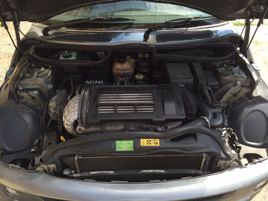 Dezmembrez motor 1.6 benzina BMW MINI Cooper S 170 cai