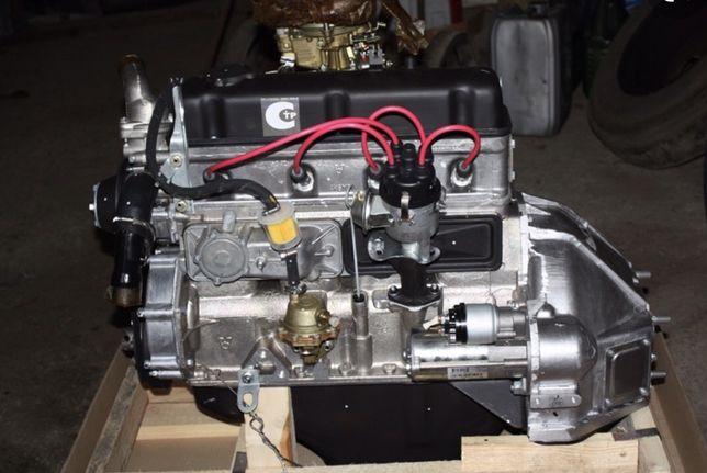 двигатель от транспортера на уаз