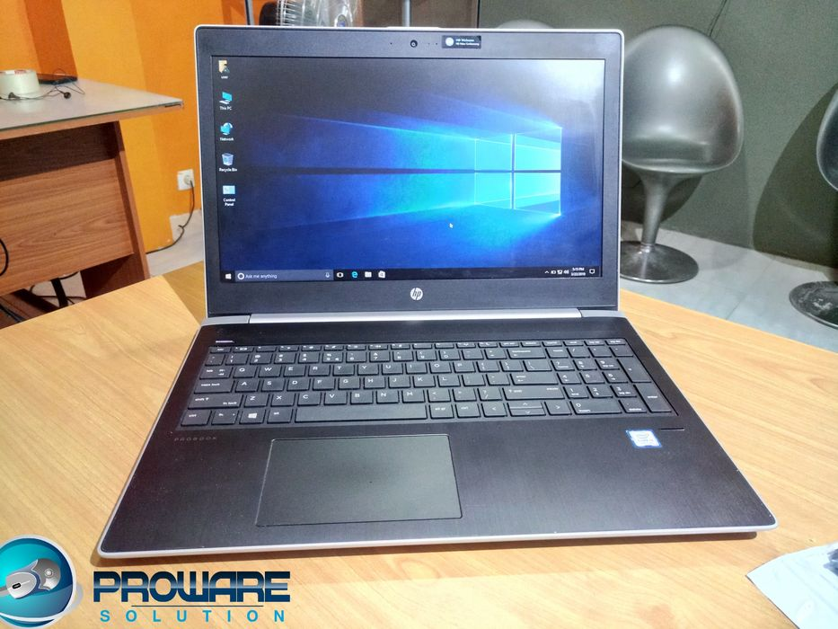 "HP probook 450 G5 ""7th generation"""