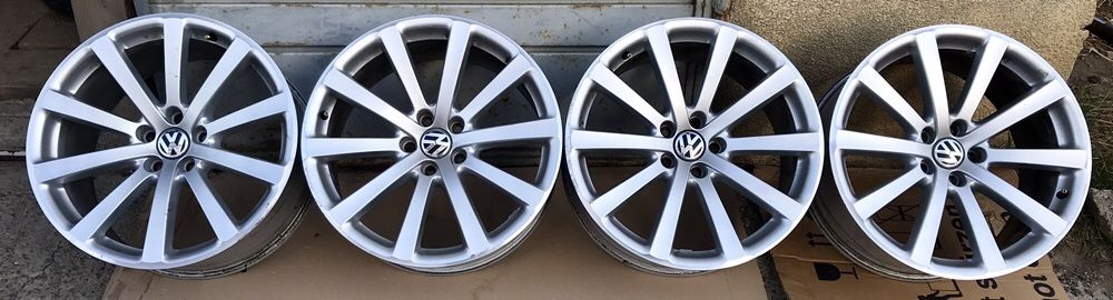 Jante originale Vw 19 inch 5x112 model Omanyt