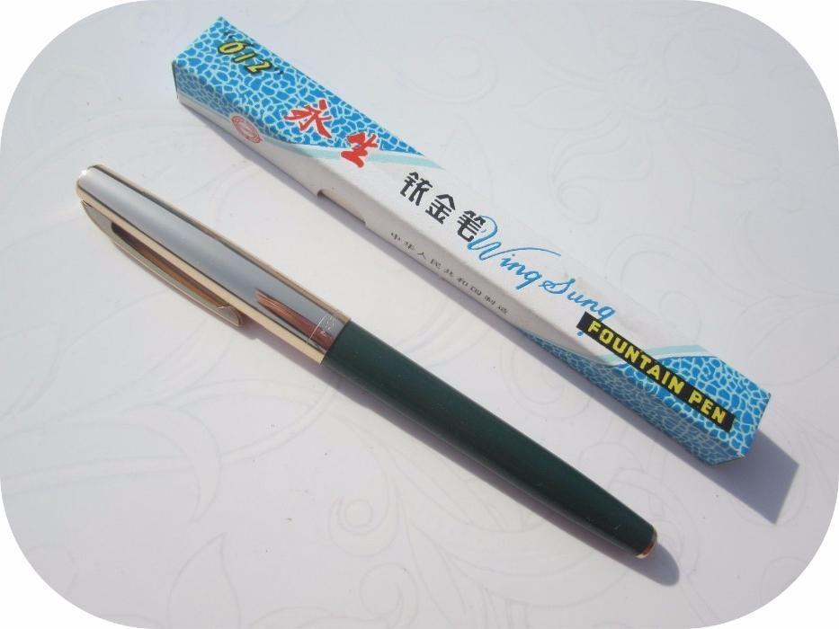 Stilou chinezesc Wing Sung 612, nou_vintage_anii 80