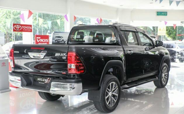Toyota Hilux novo a venda