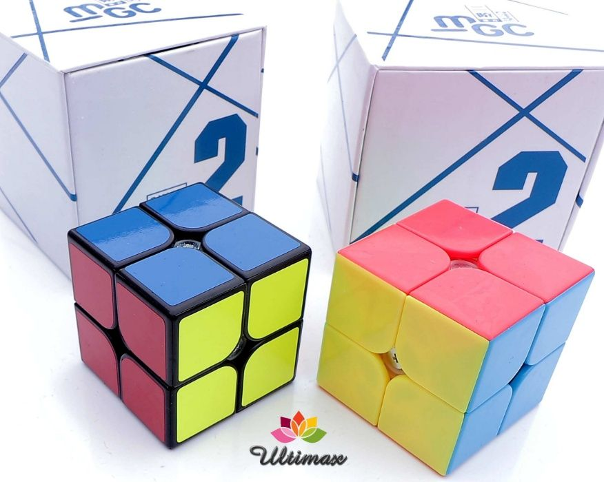 YJ MGC Magnetic 2x2 - Cub Rubik 2x2x2 Magnetic