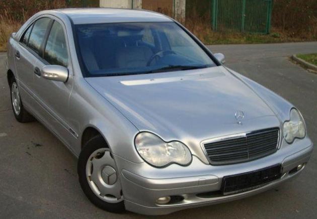 Mercedes C 220cdi/200i/ комби/седан 2002 на части