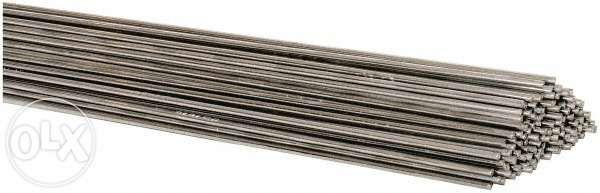 Титаниева тел , пръчки за заваряване.Титаниеви пръчки от 1 до 10мм. гр. Пазарджик - image 1