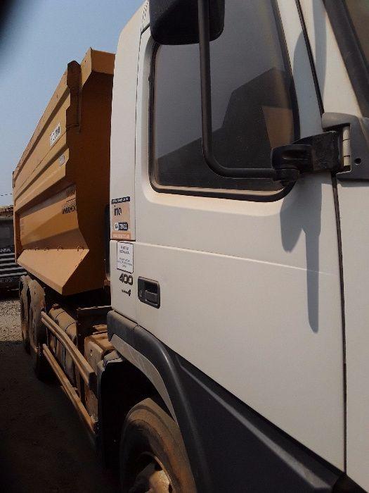 Vendo Camião basculante Volvo FM 400