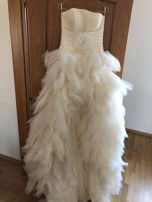 Vând rochie de mireasă + bolero