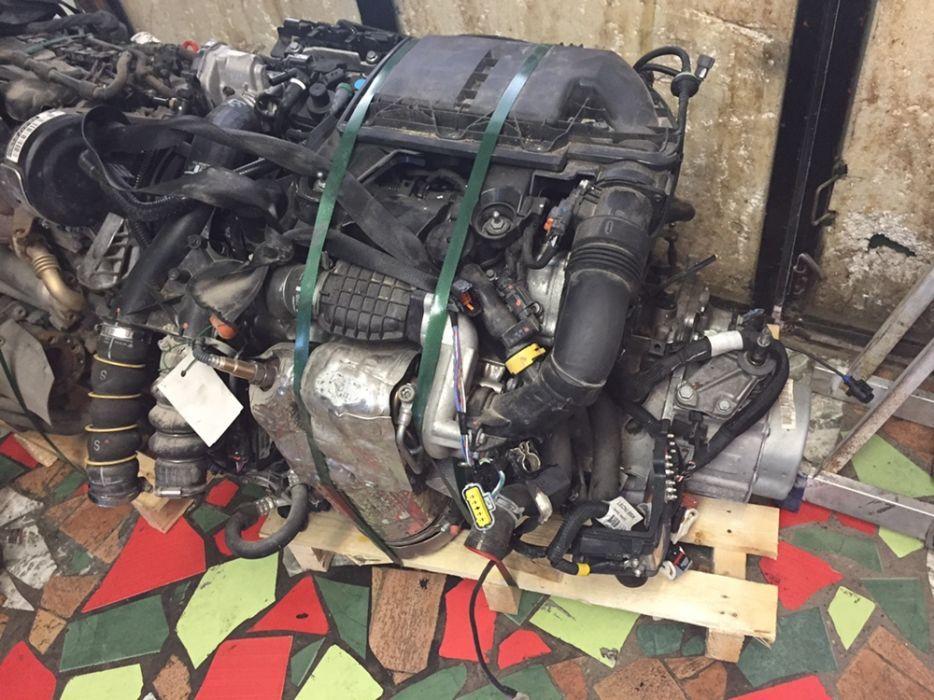 motor 1.6 Hdi euro 5 BFP