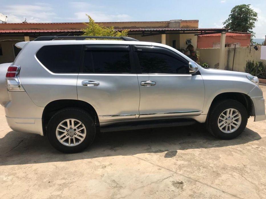 Toyota Prado TXL Limpo