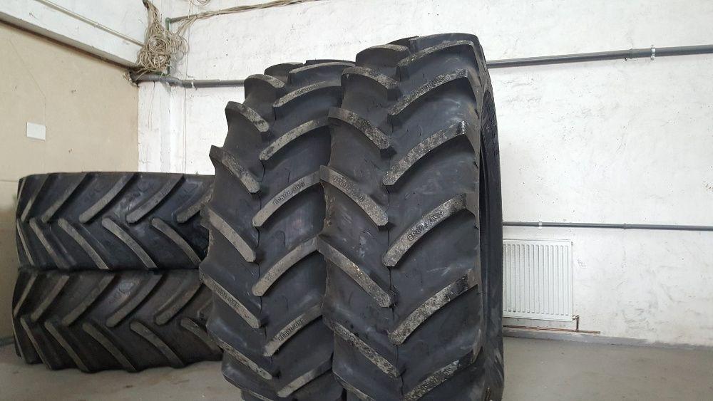 Cauciucuri de tractor spate noi 580/70R38 ARMOUR rezistente RADIALE
