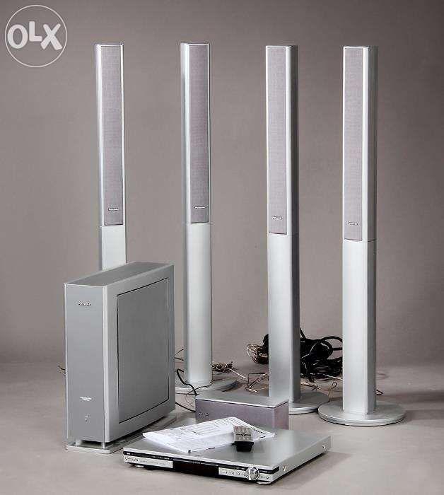 Vand : sistem home cinema Panasonic SA-HT 850