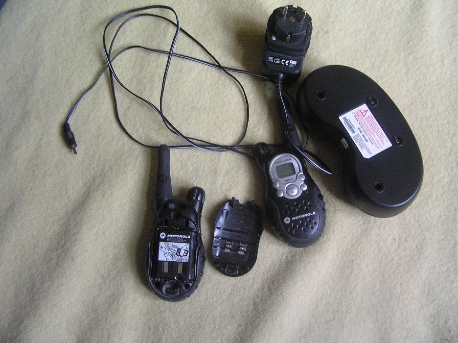 motorola walkie/talkie T5532