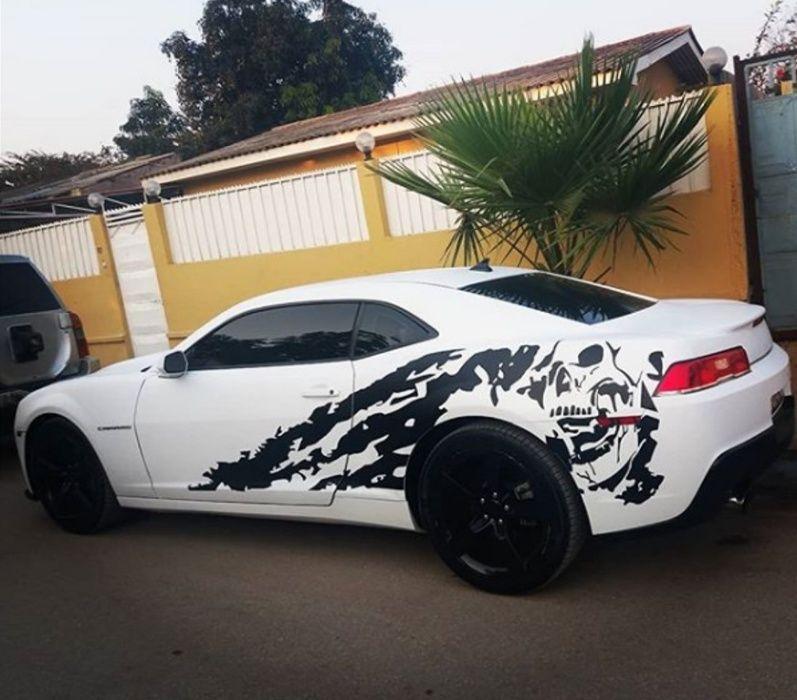 Camaro RS Turbo