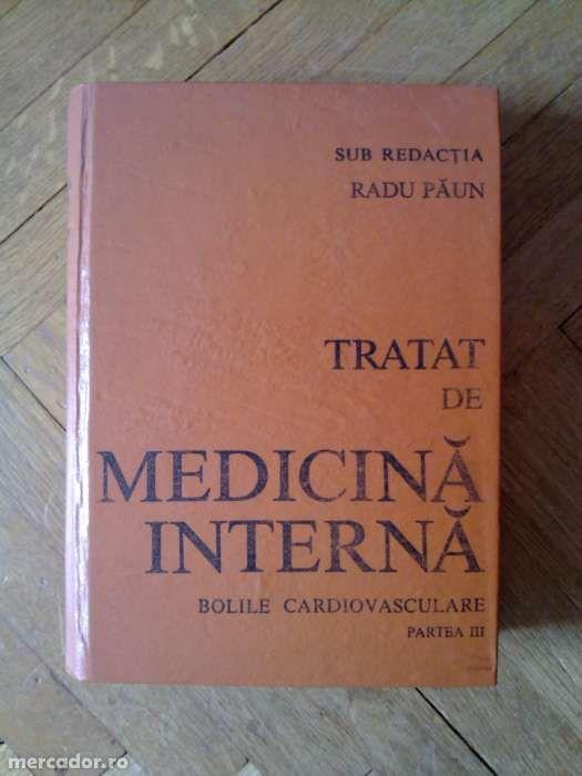 Radu Paun - Tratat de Medicina Interna, Bolile cardiovasculare, P3