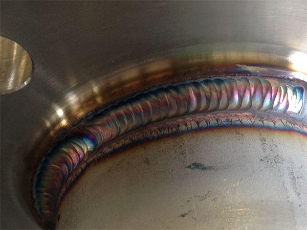 Заваряване на цветни метали- Инокс, алуминий, чугун, титан и др