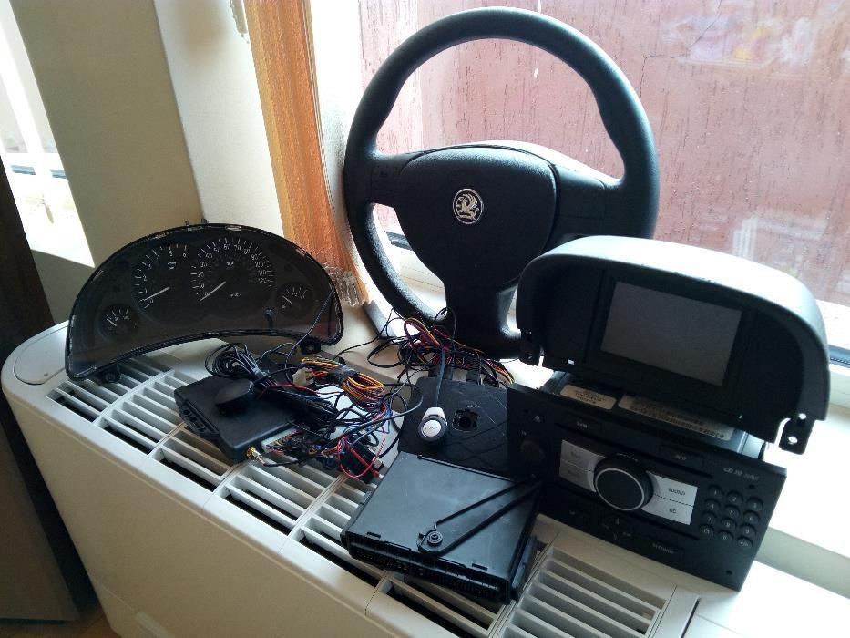 Проморция!!! Opel CD 70, GID, Bluetooth, SIM модул, Километраж, Мулти