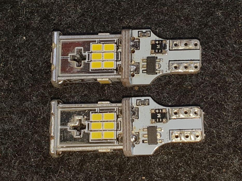 Set 2 becuri led pozitie stop CANBUS incoroporat luminozitate mare