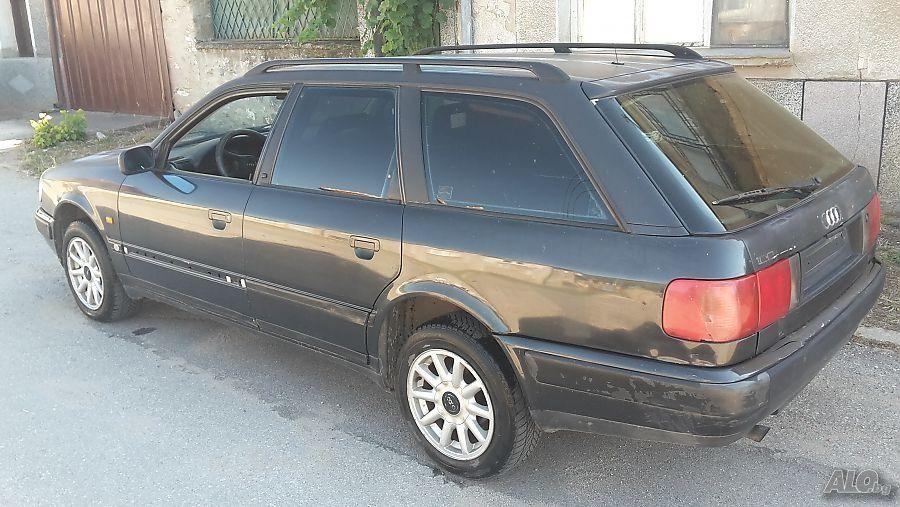 Audi 100 A6 2.5 tdi на части