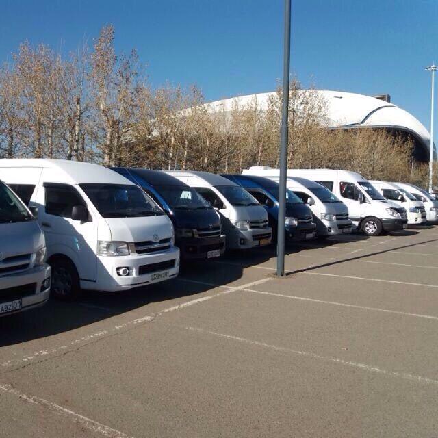 Услуги микроавтобуса/пассажирские перевозки/TOYOTA HIACE/Развозка Астана - изображение 4