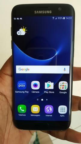Galaxy S7 edge tem 32gb novo