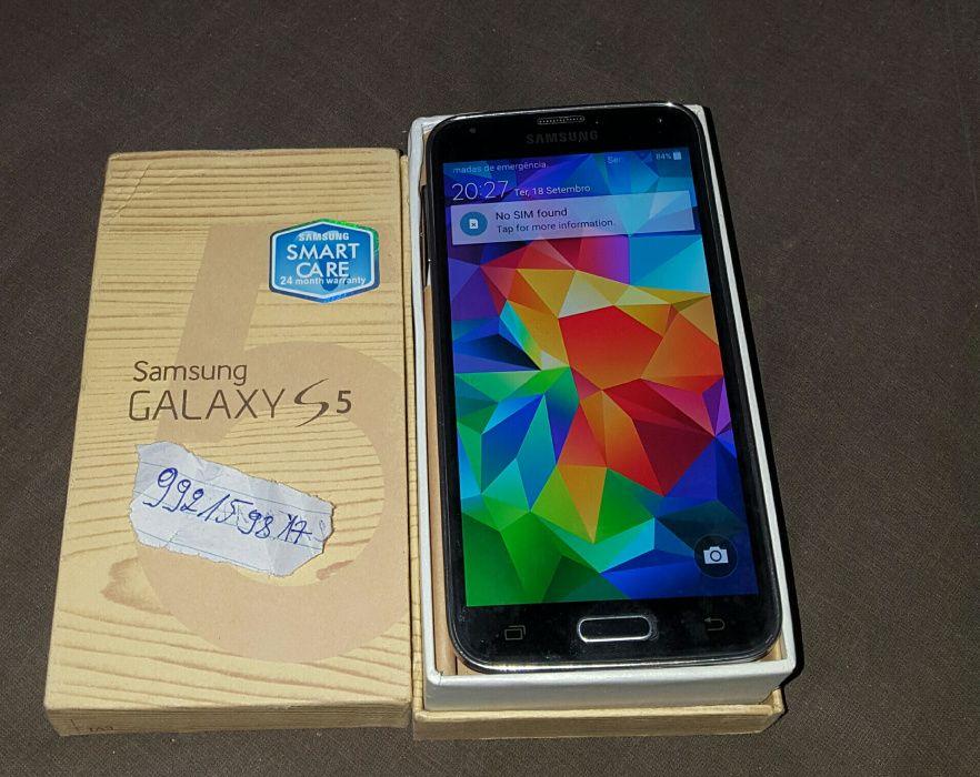 Galaxy s5 original 16GB + Cartão