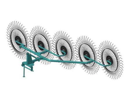 Грабли-ворошилки OGR-5, 3,3 м