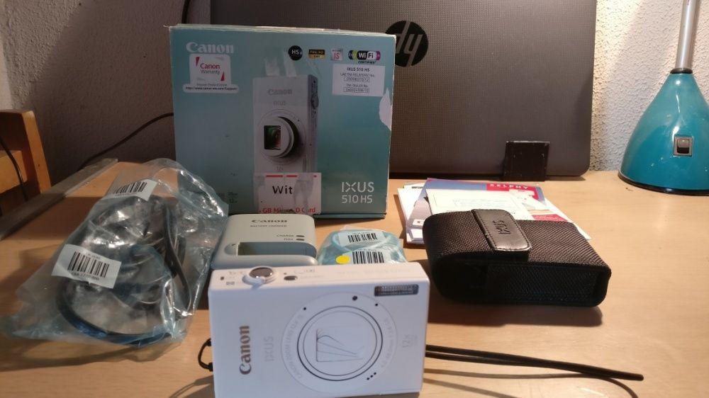 Vand/schimb Canon IXUS 510 HS, WiFi, Touchscreen.