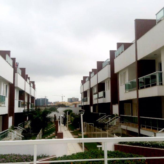 Arrendamos Vivenda T3 Condomínio Boulevard de Talatona