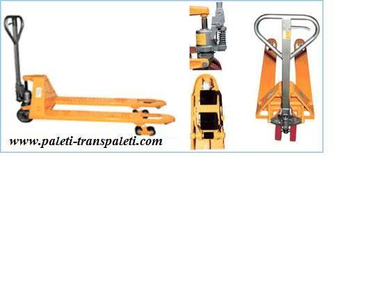 Transpalete manuale cu ridicare hidraulica 2T, 2.5T- CEL MAI IEFTIN