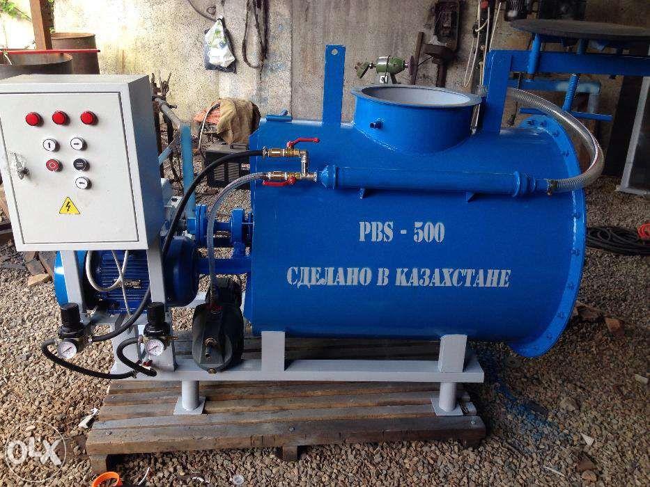 Оборудование для изготовления пеноблоков и пенобетона. Станок