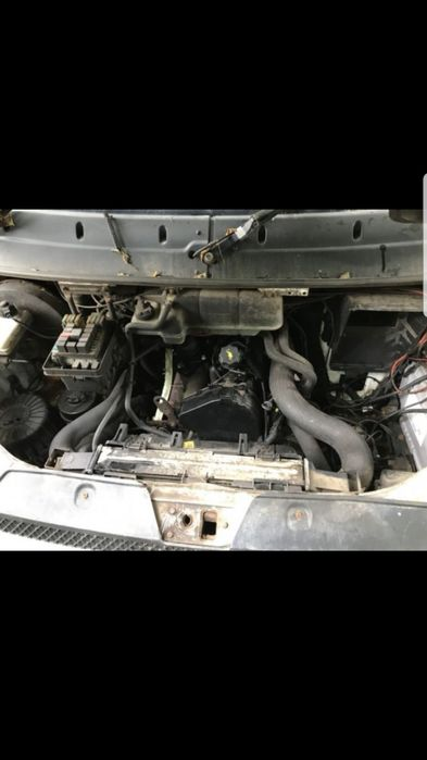 Motor iveco daily 2.3 euro 4 2007-2011