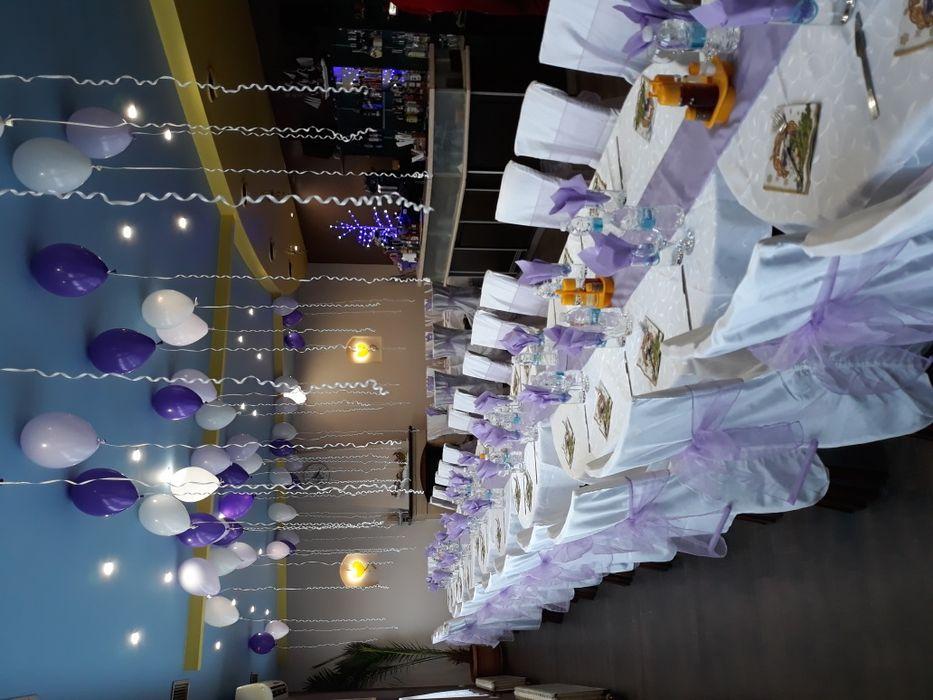 Украса за сватба 400 лв